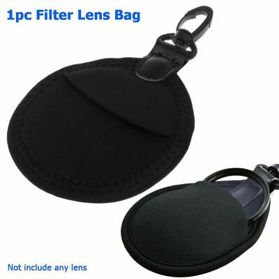 UV CPL Shockproof Camera Lens Pouch Protection Bag Storage Bags Filter Bag