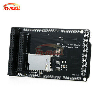 3.2 Inch TFT/SD Shield Expansion Board Module For Arduino Due SD Card Adapter