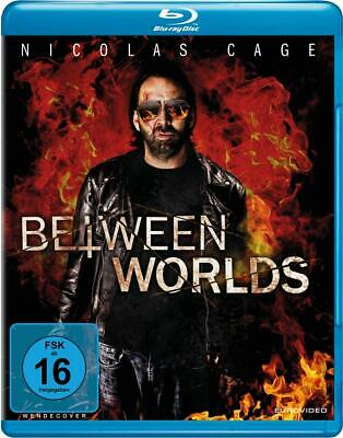 Between Worlds (blu-ray) (2019)  Nicolas Cage, Franka Potente, Penelope Mitchell