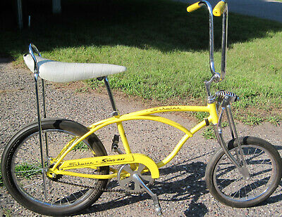 MPC 1//8 Schwinn Sting-Ray Classic Krate Molded in Yellow MPC914Y