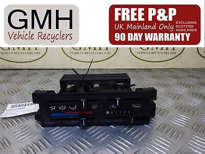 Nissan Terrano Ii Heater/Ac Climate Controller Without Ac 1996-2002♪