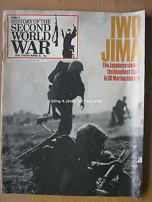 Purnell's History of the Second World War magazine issue 82