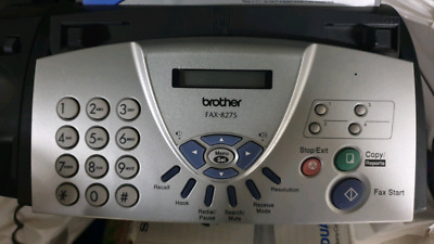 Brother FAX 827s Fax Machine