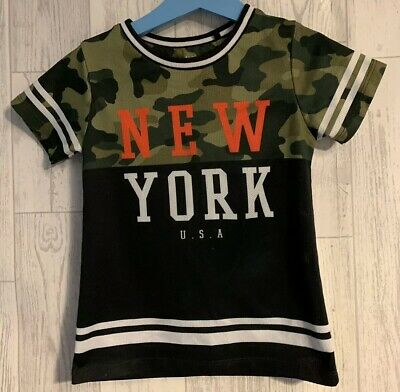 Boys Age 4-5 Years - River Island T Shirt Top