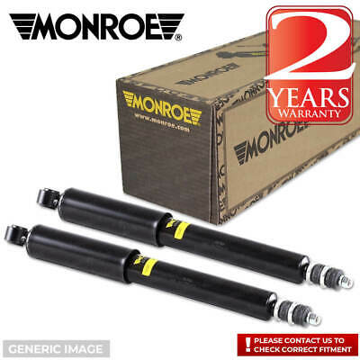 FOR VAUXHALL ASTRA J 2009-2016 GENUINE MONROE REAR LEFT RIGHT SHOCK ABSORBERS
