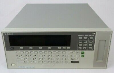 Agilent HP 75000 Series C B-Size VXI Mainframe Model E1301B, Tested hs