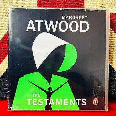 The Testaments by Margaret Atwood (Audio CD) The Sequel to The Handmaid's Tale