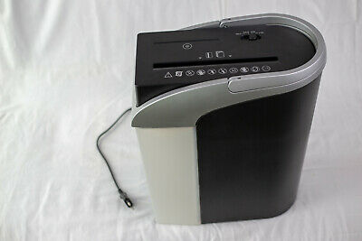 CD AKTENVERNICHTER PAPIERSCHREDDER PAPIER SCHREDDER REISSWOLF SHREDDER Camry ...
