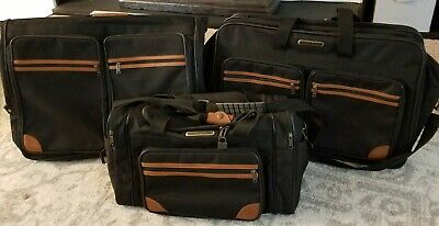 American Tourister Travel 3 Piece Softside Luggage Set - VERY Nice Set