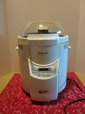 Magic Mill Auto Bakery Round Loaf MMAB101-1 Breadmaker