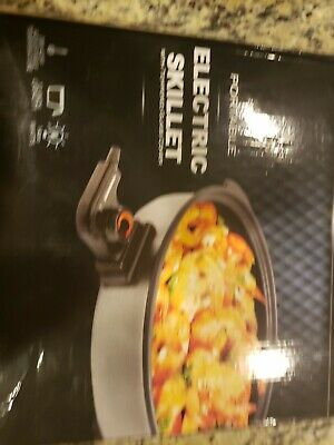Ovente Portable Electric Skillet, Brand New