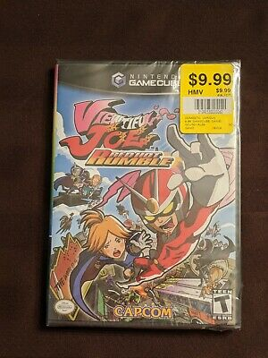 Viewtiful Joe: Red Hot Rumble (Nintendo GameCube, 2005) Sealed