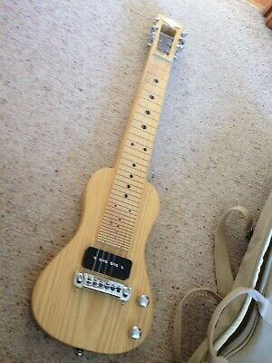Sx Lap steel Electric Guitar American Swamp Ash P90 Pickup With Soft Carry Bag