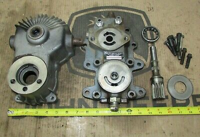 JOHN DEERE 320 Hydro Transmission Pump Assembly Am118823