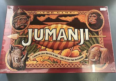 Jumanji - The Board Game