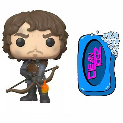 Funko Pop! Game Of Thrones: Theon Greyjoy With Flaming Arrows IN STOCK