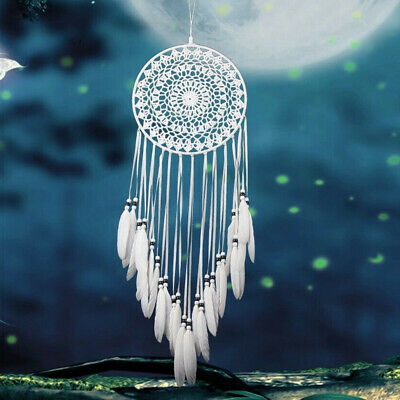 Large Boho Dream Catcher Dreamcatcher Wall Hanging Decor Crafts Gifts Ornament *