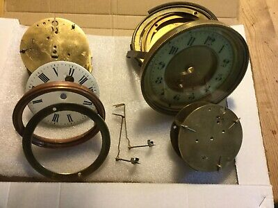 French type  clock movement for spares or repair