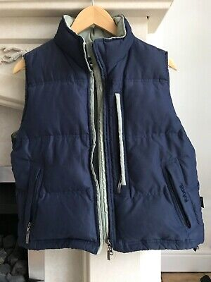 Sk-california Ladies Lotus Hooded Padded Gilet Bodywarmer Contrast Jacket