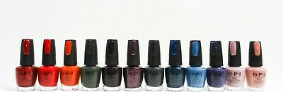 OPI Nail Lacquer Polish Scotland Collection .5oz/15mL Color of Your Choice