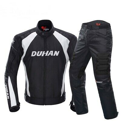 Jacket Pants Clothing Motorcycle Motocross Suits Moto Protective Gear Men Shoes