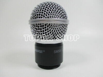 Microphone Core Head KSM9 Handheld Capsule Cartridge for Shure PGX58 PGX24 SLX24