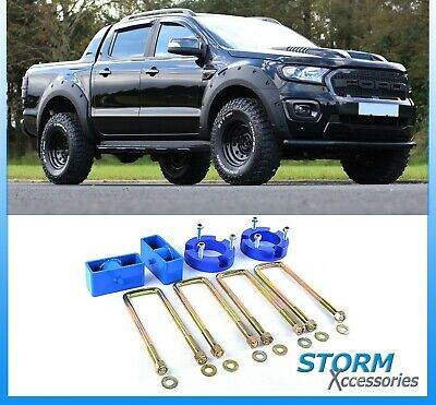 Ford Ranger T6 2019 On Stx Lift Kit  - Front And Rear