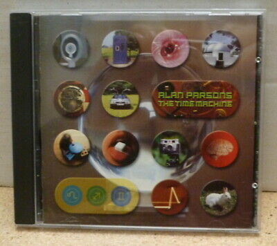 Alan Parsons Project - The Time Machine (1999) cd