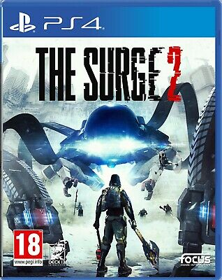 The Surge 2 | PlayStation 4 PS4 New