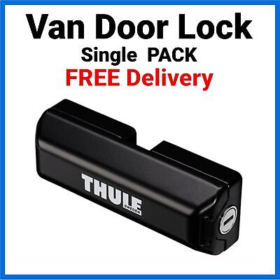 Vauxhall Movano Thule Van Door Security Lock Single Pack - 309832