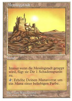 Messingstadt Fifth Edition Rare DE NM MTG