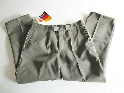 VINTAGE EAST GERMAN army Military soldier Officer Uniform trousers pants NVA M52