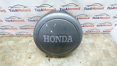 Honda Crv Mk2 '02-06 Spare Wheel Hard Cover Case In Silver Moss Nh691M