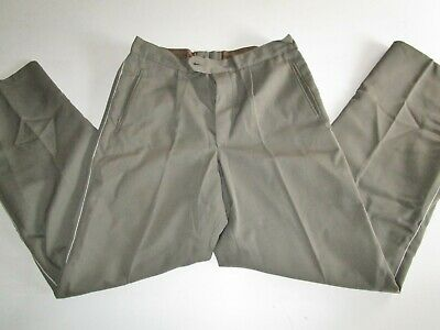 VINTAGE EAST GERMAN army Military soldier Officer Uniform trousers pants NVA G48