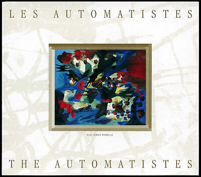 Canada Stamp Booklet - #BK209 -The Automatistes (1998) 7 x 45¢ #1743- 1744- ...9
