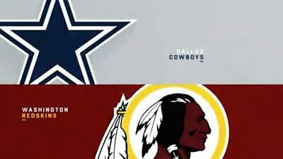 WK 17 Dallas Cowboys vs Washington Redskins Sec. 213 Row 7 Seats 5 & 6 Lot 4 PK
