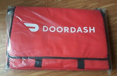 Doordash Large Insulated Food Catering Bag - New