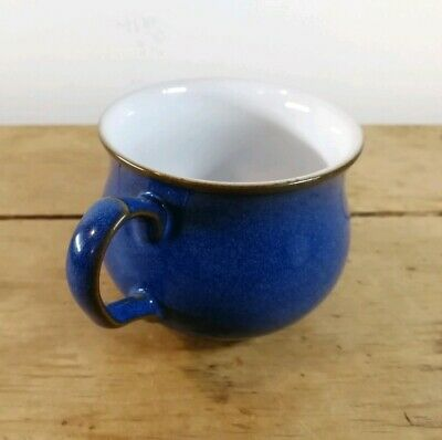 Denby Imperial Blue Tea Coffee Cup Never Used