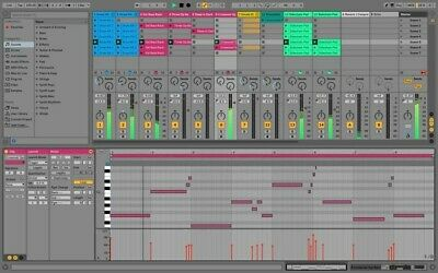 Ableton Live 10 Suite (via licence transfer)