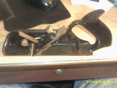 Vintage Stanley No. 190 Rabbet Wood Plane Made In U.S.A.