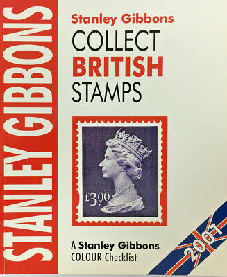 Stanley Gibbons Collect British Stamps 2001 Catalogue