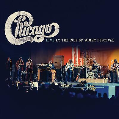 Chicago ‎– Live At The Isle Of Wight Festival 1970 2X Vinyl Lp (New/Sealed)