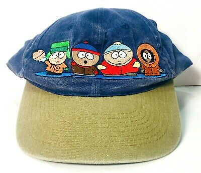 1998 South Park Cartman Beanie RARE by Gramercy Designs One Size Fits All