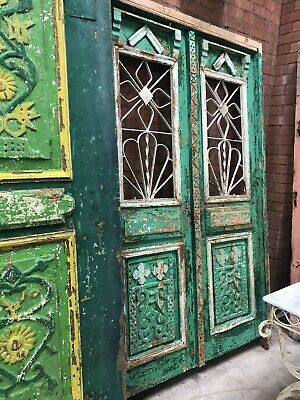 Architectural Antique French Farmhouse Barn /Entrance Doors /Garden Feature/Gate