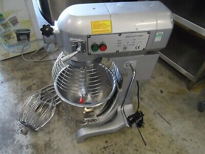 Blizzard 20 Quart Planetary Mixer with 2 Attachments £500 + Vat