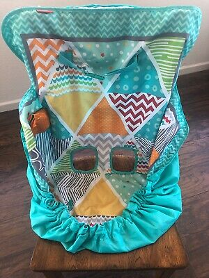 Infantino Compact Shopping Cart & High Chair Cover Sippy Cup Holder Baby/Toddler