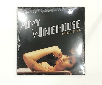 Amy Winehouse Back To Black RECORD 2007 NEW Sealed