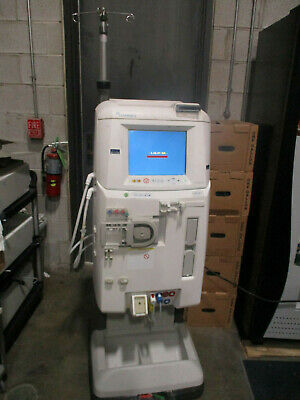 Gambro Phoenix Dialysis Machine *Powers On Excellent Condition*