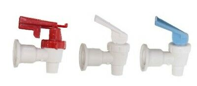 Sunbeam Water Cooler Faucet Red Child Safety 3 Pack