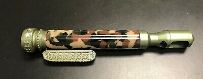 Army Armored Tank Executive Handmade Pen - For your Veteran or Graduate